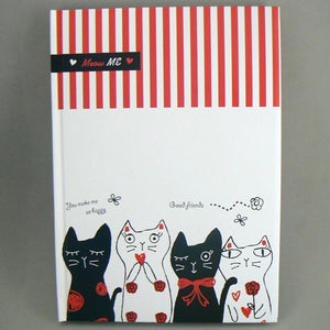 Meow Me Cats Diary Journal