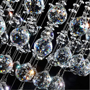 Pompous Crystal LED Chandelier
