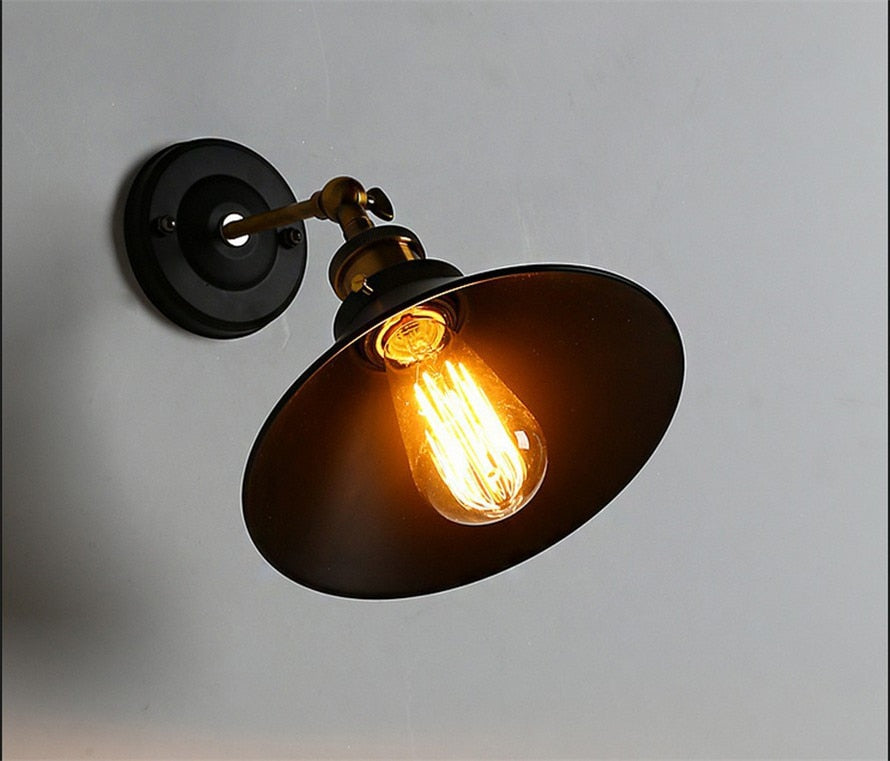Industrial Design Wall Lamp