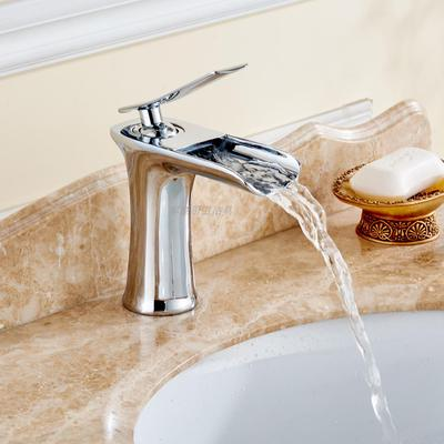 Classy Design Waterfall Faucet