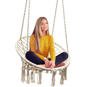 All Purpose Swing Chair with Hook