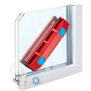 "Magnetic Window Cleaner ""GLIDER"""