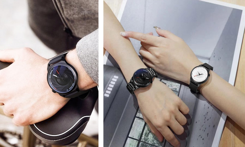 Lense Watch