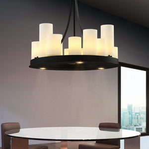 Ceiling Hanging Candle Design Light