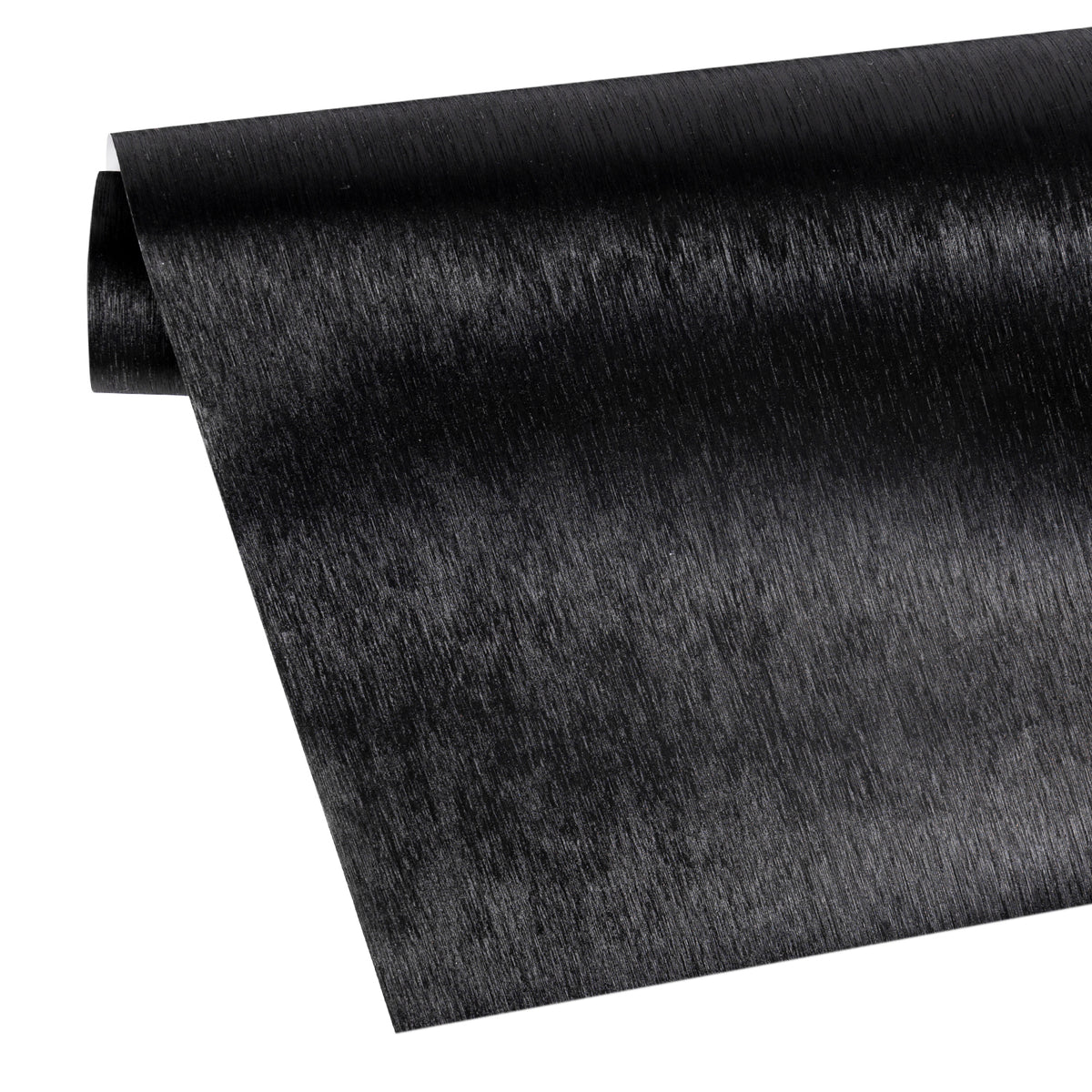 Wrapaholic-Metallic-Brush-Wrapping-Paper-Roll-Black