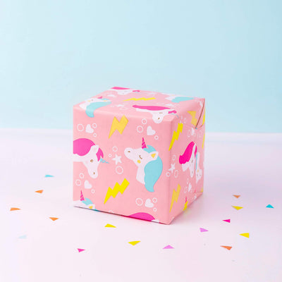 Wrapaholic-Happy-Birthday-Gift-Wrapping-Paper-Roll-4 Rolls-Set-2