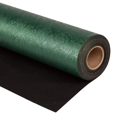 WRAPAHOLIC-Jewelry-Green-Gift-Wrapping-Paper-Dark-Green-Silking-Grain-2