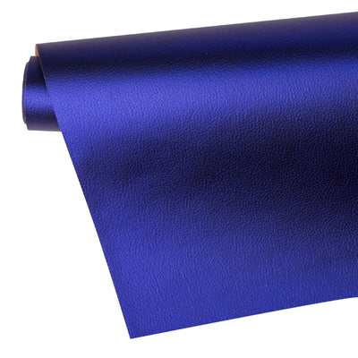 Wrapaholic-Matte-Navy-Gift-Wrapping-Paper- Navy-Blue-Lychee-Leather-Grain-2