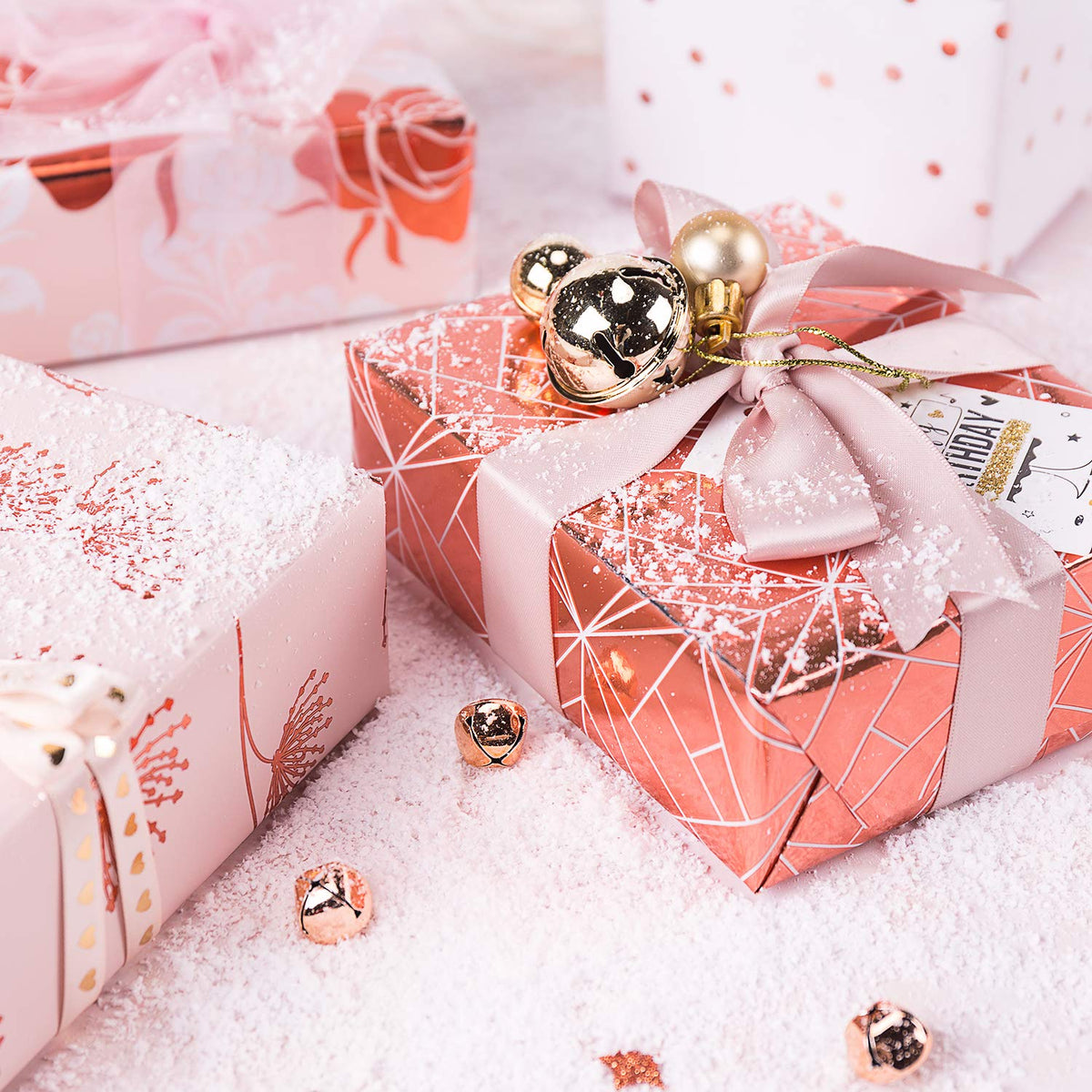 WRAPAHOLIC-Rose-Gold-Foil-Gift-Wrapping-Paper-Roll-4-Rolls-Set-6