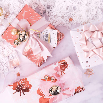 WRAPAHOLIC-Rose-Gold-Foil-Gift-Wrapping-Paper-Roll-4-Rolls-Set-4
