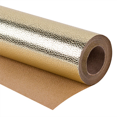 Wrapaholic-Metalic-Gift-Wrapping-Paper-Gross-Gold-Lychee-Leather-Grain-1