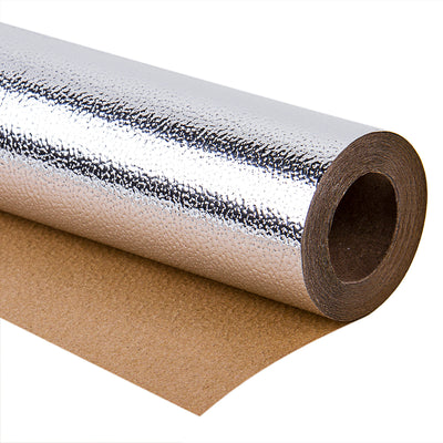 Wrapaholic-Metalic-Gift-Wrapping-Paper-Gross-Silver-Lychee-Leather-Grain-1