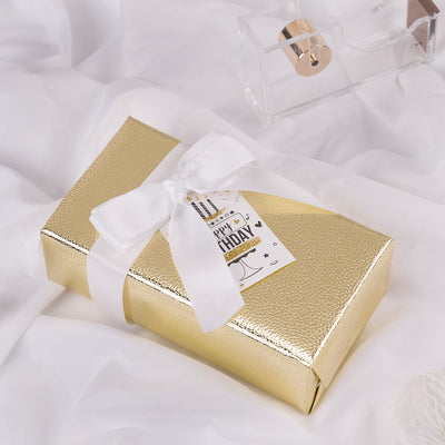 Wrapaholic-Metalic-Gift-Wrapping-Paper-Gross-Gold-Lychee-Leather-Grain-3