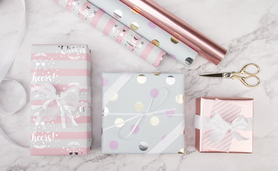 WRAPAHOLIC-Rose-Gold-and-Pink-Set-Gift-Wrapping-Paper-Roll-6