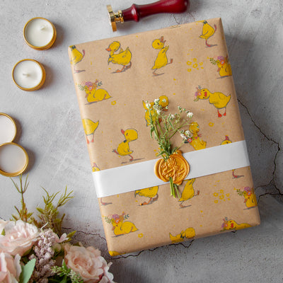 Wrapaholic- Animal-Party -Wrapping Paper Sheet-3