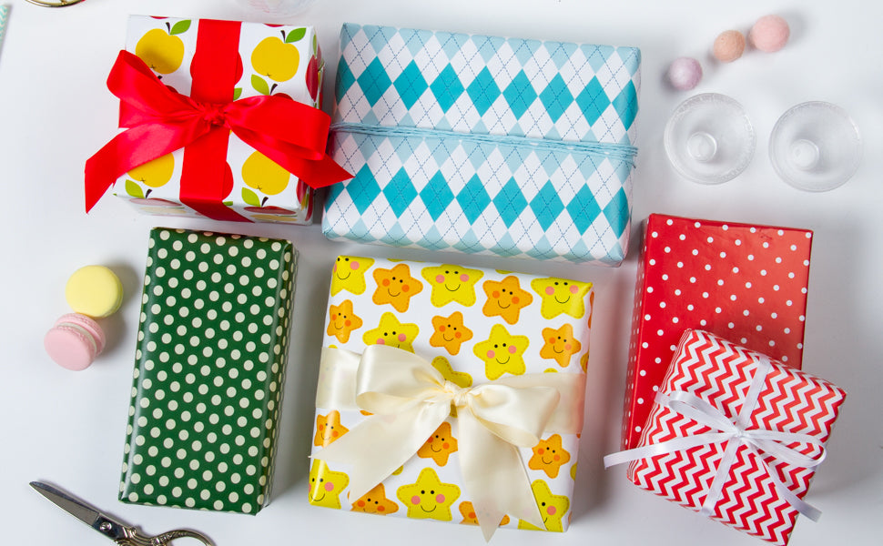 Wrapaholic-Back-to-School-Wrapping-Paper-Sheets-6