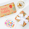 Wrapaholic-Birthday-Design-Brown- Kraft-Gift-Wrapping-Paper-6