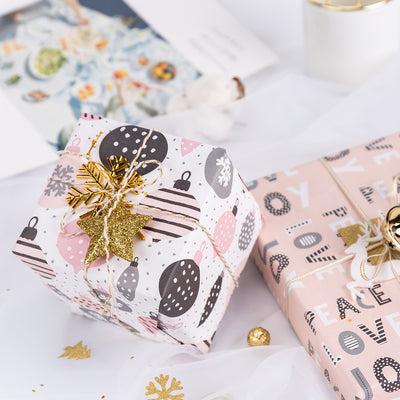 Wrapaholic-Christmas-Joy-Balloon-Tree-Gift-Wrap-4