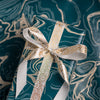 Wrapaholic-Glitter-Design-with-Green-Classic-Marble-Gift-Wrapping-Paper-Roll-4