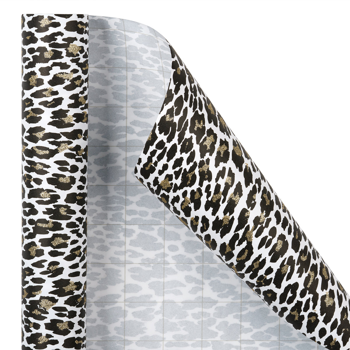 Wrapaholic-Glitter-Design- with-Leopard-Printing-Gift-Wrapping-Pape -Roll-2
