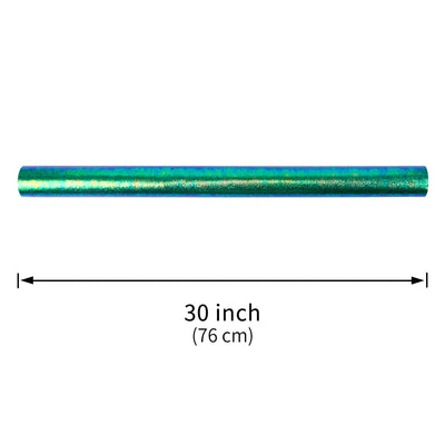 Wrapaholic-Green-Paper-With-Rainbow-Shiny-Gift-Wrapping-Paper -Roll-2