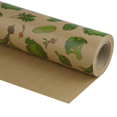 Wrapaholic-Vegetable-Kraft-Gift-Wrapping-Paper-2
