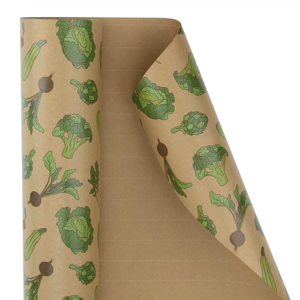 Wrapaholic-Vegetable-Kraft-Gift-Wrapping-Paper-4
