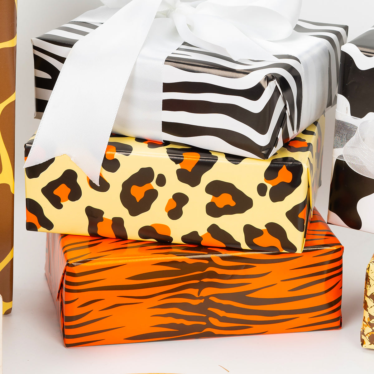 Wrapaholic-Leopard- Print-Gift-Wrapping-Paper-Sheet-5