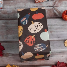 Wrapaholic- Maple-Leaf-and-Pumpkin Autumn-Design-Gift-Wrapping-Paper-Roll-4 Rolls-2
