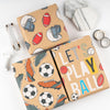 Wrapaholic-Play-Ball-Kraft-Wrapping-Paper-4