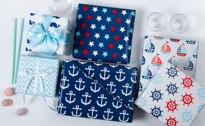 Wrapaholic-Sailing-Design-Wrapping-Paper-Sheets-6