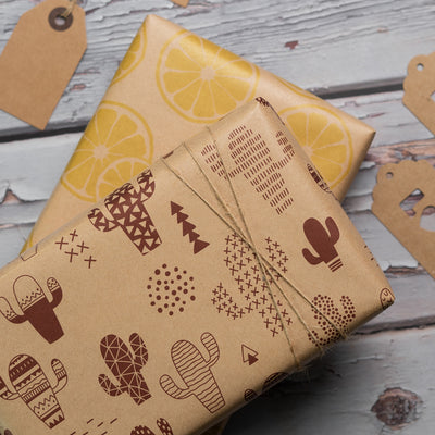 Wrapaholic-Summer-Fruit-Wrapping-Paper-Sheets-2