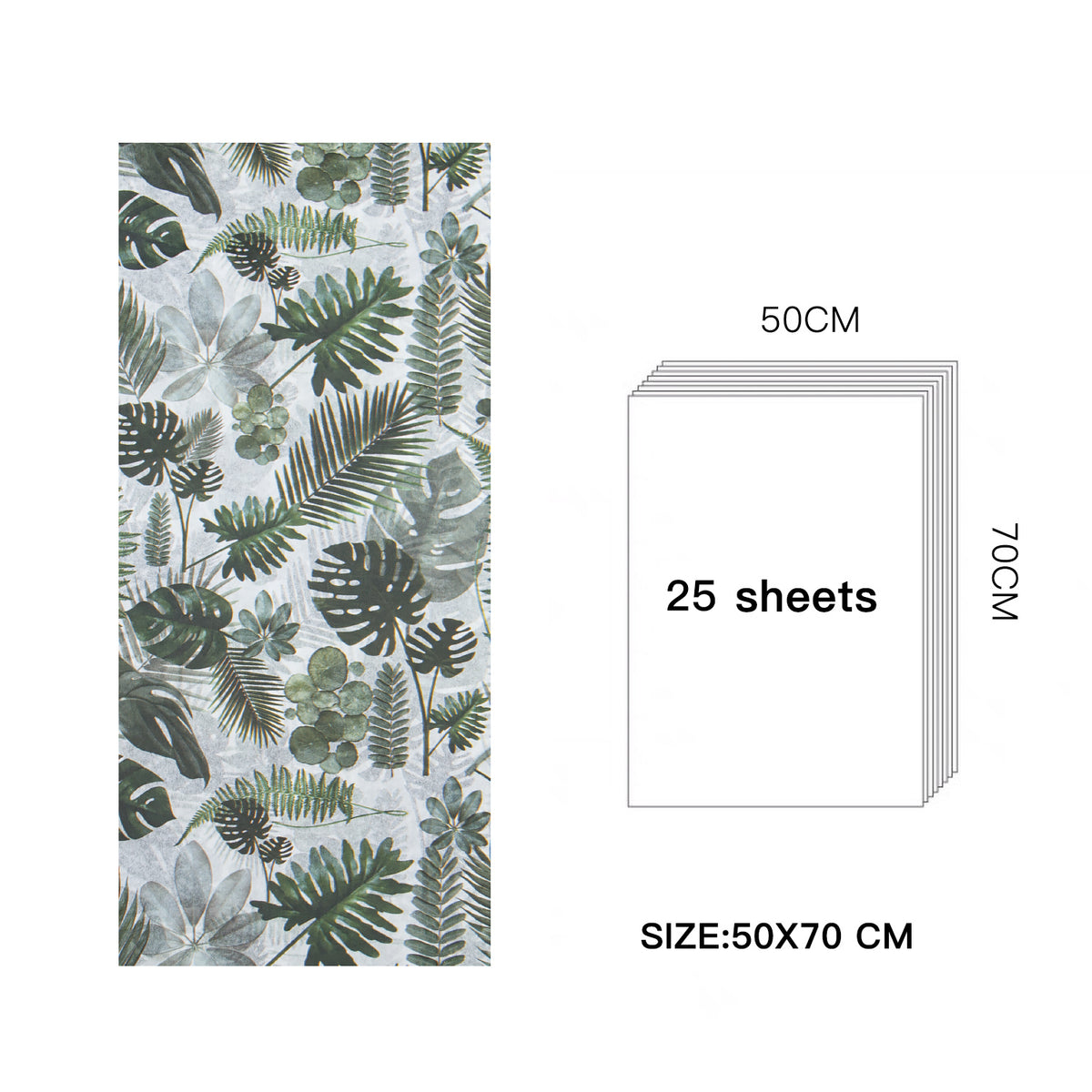 Wrapaholic-Tropical-Leaf-Printed-Tissue-Paper-2