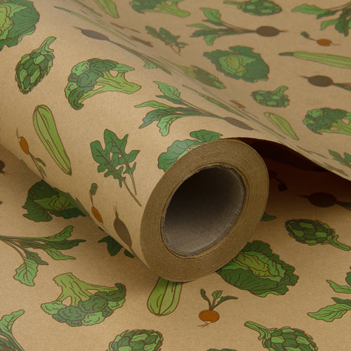 Wrapaholic-Vegetable-Kraft-Gift-Wrapping-Paper-1