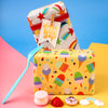 Wrapaholic-Wrapping-Paper-Sheet- -Folded-Flat -4-Different- Birthday-Design (30.1 sq. ft.ttl.) - 27.5 inch X 39.4 inch-Per-Sheet-3