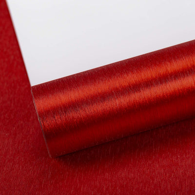 Wrapaholic-brushed-metal-red-wrapping-paper-roll