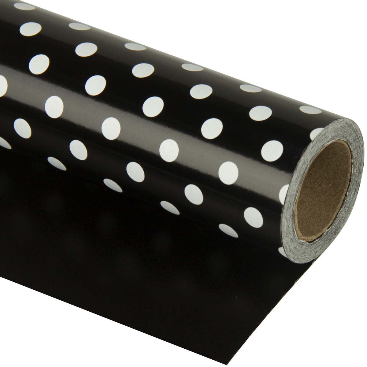 wrapaholic-dots-gift-wrapping-paper-black-reversible