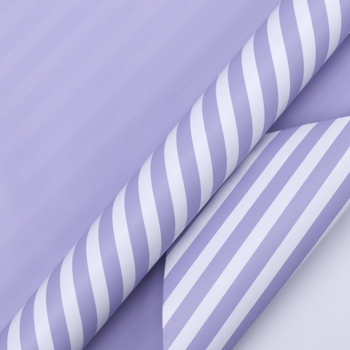 wrapaholic-diagonal-stripe-gift-wrapping-paper-lavender-purple-reversible