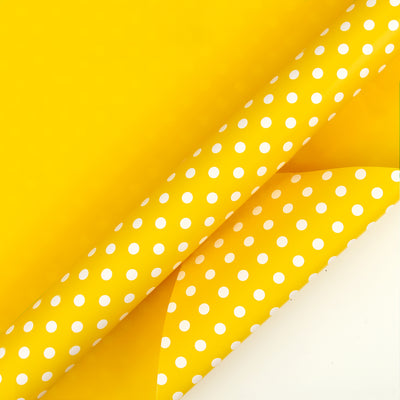 wrapaholic-dots-gift-wrapping-paper-yellow-reversible