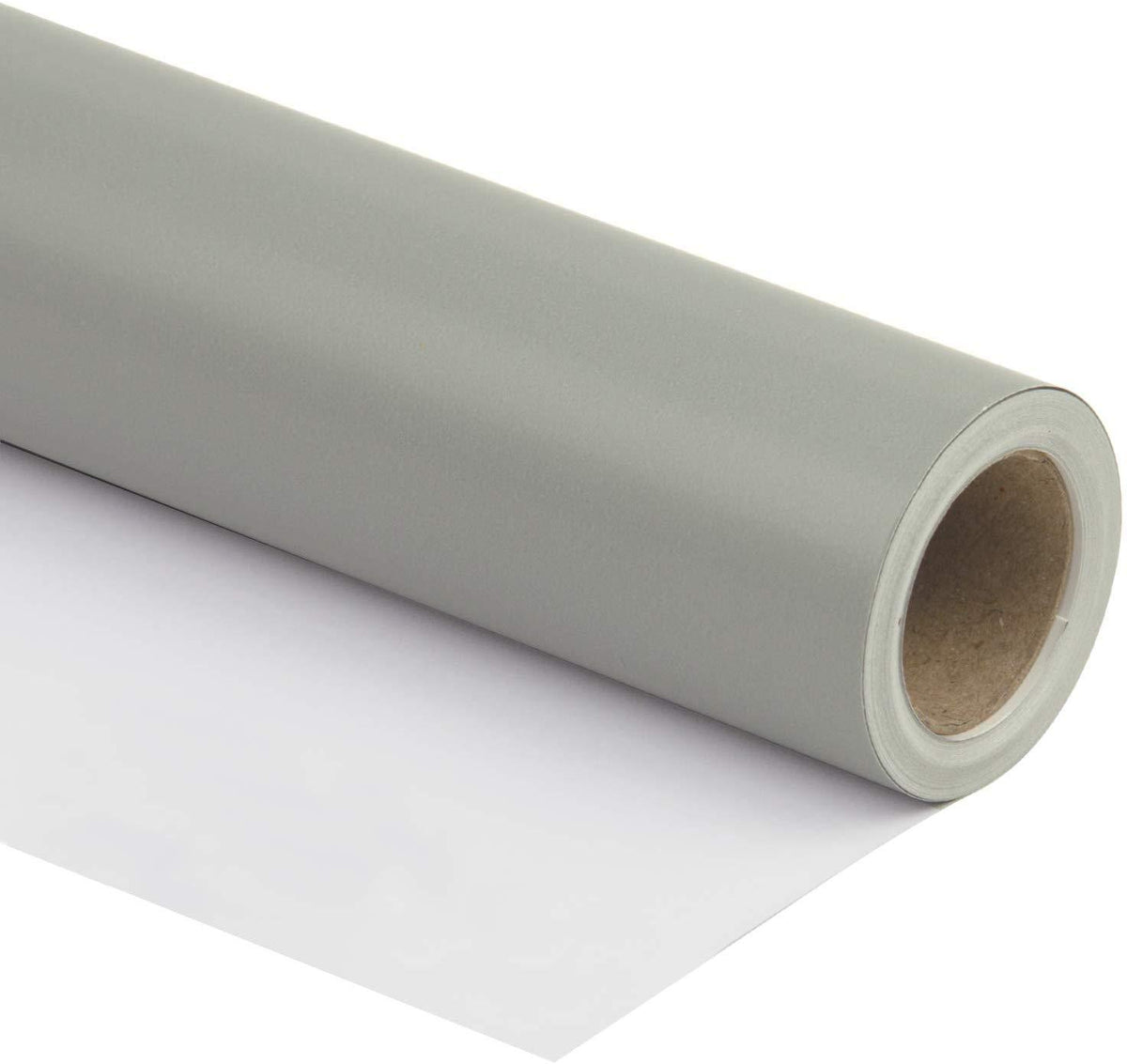 wrapaholic-glossy-gray-gift-wrapping-roll-m
