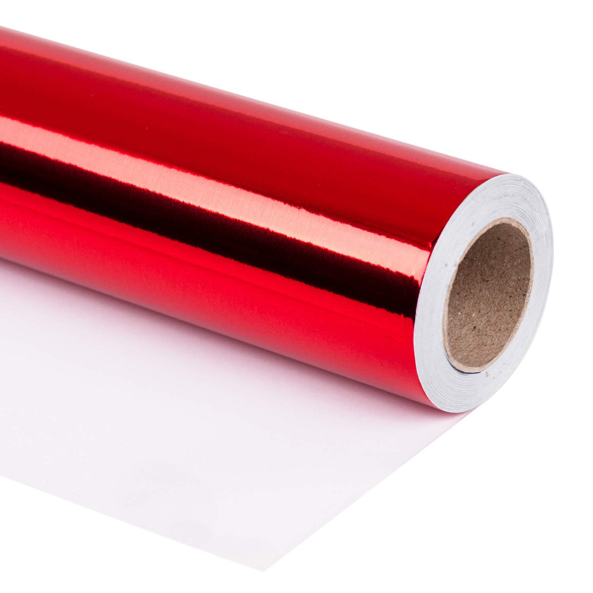 wrapaholic-glossy-matalic-red-gift-wrapping-paper-2