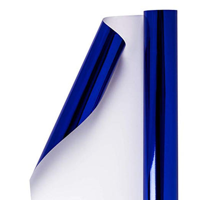 wrapaholic-glossy-metalic-royal-blue-gift-wrapping-paper-1