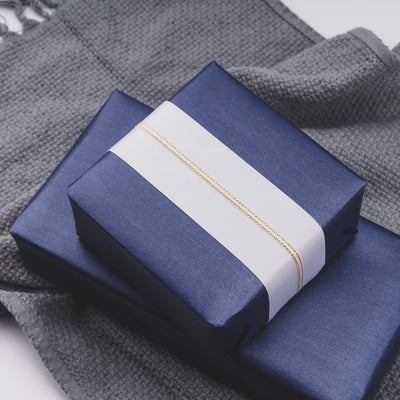 Wrapaholic-Jewelry-Wrapping-Paper-Roll-Navy-Blue-6