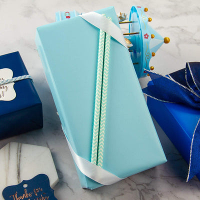 wrapaholic-glossy-light-blue-gift-wrap-roll-4