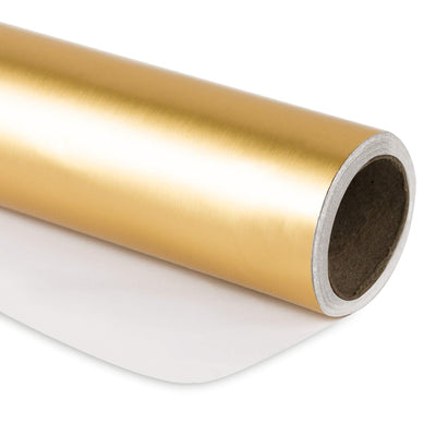 wrapaholic-matte-matalic-gold-gift-wrapping-paper-2