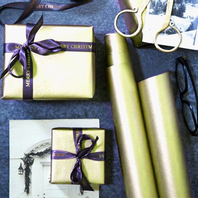 Wrapaholic-Metallic-Wrapping-Paper-Roll-Gold-4