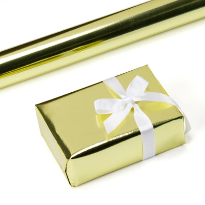 Wrapaholic-Metallic-Wrapping-Paper-Roll-Gold-5