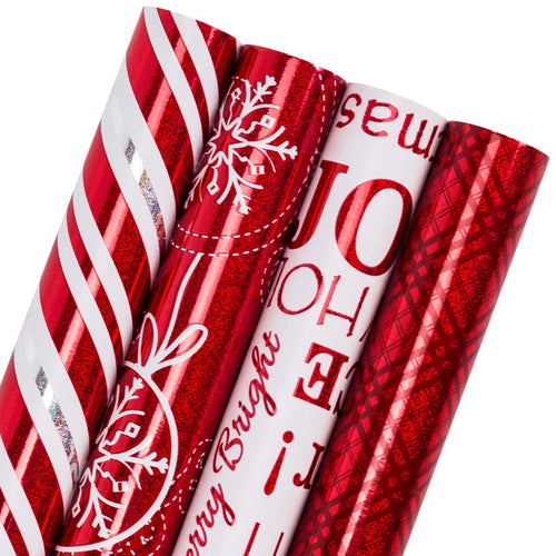 wrapaholic-red-christmas-gift-wrapping-paper -1