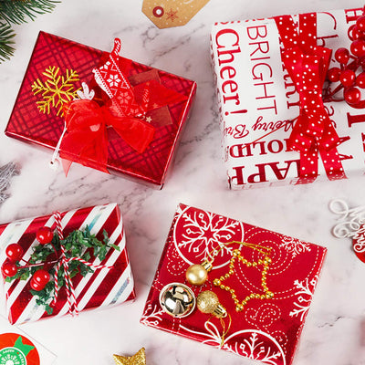 wrapaholic-red-christmas-gift-wrapping-paper-3