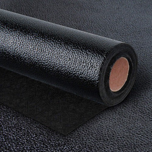 WRAPAHOLIC-Metalic-Gift-Wrapping-Paper- Rose-Black-Lychee-Leather-Grain-m